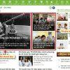 Vị trí bài PR đầu chuyên mục và giữa chuyên mục giáo dục du học - Trang chuyên mục báo 24h.com.vn
