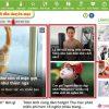 Vị trí bài PR đầu chuyên mục và giữa chuyên mục làm đẹp- Trang chuyên mục báo 24h.com.vn