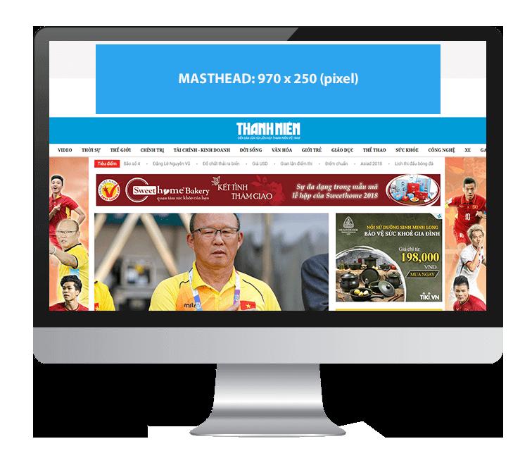Masthead banner - Thanhnien.vn