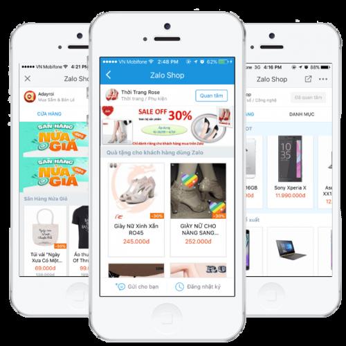 Dịch vụ quảng cáo Sponsored Message trên Zalo tại Web Media