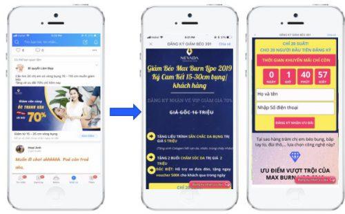 Dịch vụ quảng cáo Zalo Form trên Zalo tại Web Media