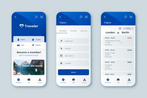 Thiết kế giao diện Mobile App giúp nâng tầm thương hiệu và tiếp cận khách hàng tiềm năng nhanh chóng