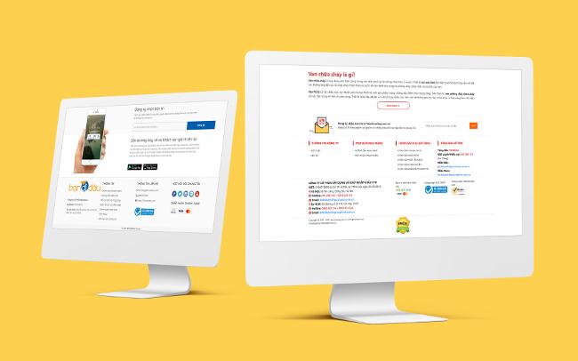Dịch vụ Thông báo - Đăng ký website với Bộ Công Thương