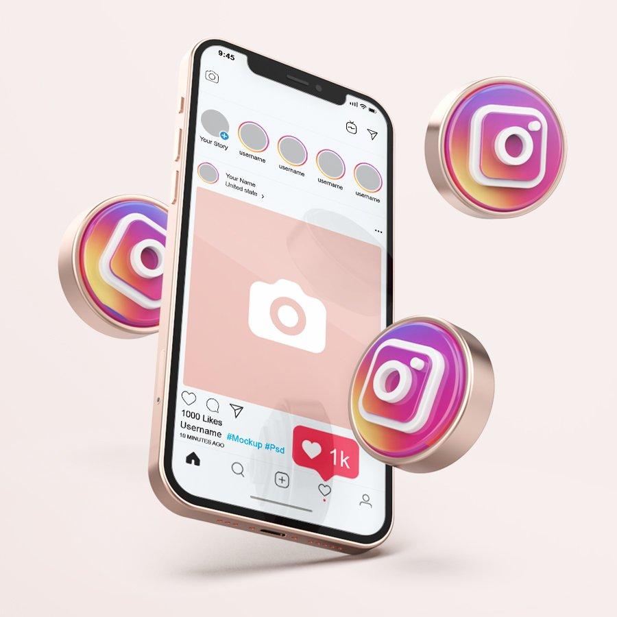 Seeding Instagram