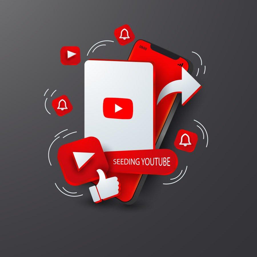 seeding youtube